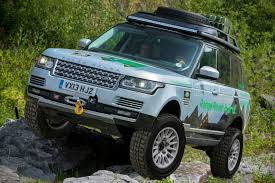 land rover off road new off road range rover next year from svo archive