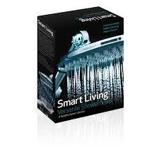 smart living versatile showerhead ocean sales