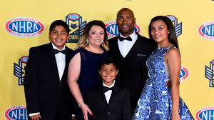 it s all about family for antron brown