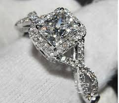 princess cut engagement rings with halo best 25 princess cut halo ideas on princess cut