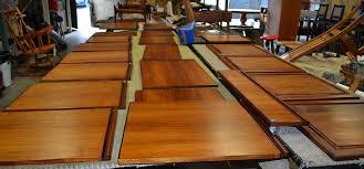 how to refinish veneer table furniture repair restoration gallery ron s furniture repairs