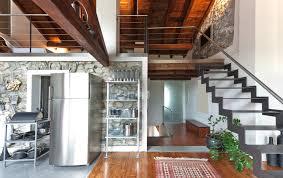 Kitchen Stairs Design 54 Lofty Loft Room Designs