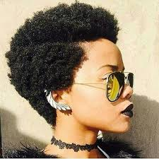 short natural tapered low hairstyles with a part short natural hairstyles natural hairstyles for short hair part 9