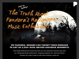 the not so spooky truth about pandora u0027s halloween music enthusiasts