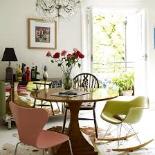 The Circular Dining Room by Livingetc Mirror Furniture Bar Chairs And Modern
