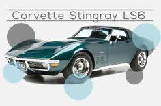what makes a corvette a stingray 1971 chevrolet c3 corvette stingray zr 2 ls6 the feel of