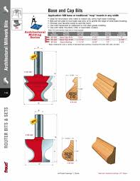 freud 99 482 base cap 166 router bit 1 2