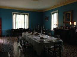 Mansion Dining Room by Tennessee The Independent Tourist