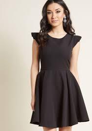 the black dress the lbd black dresses modcloth