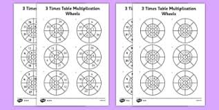 times tables 3 times tables primary resources page 1