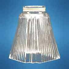 Ceiling Fan Glass Shade Replacement by Glass Transitional Lamp Shades Ebay