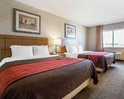 Comfort Inn Great Falls Mt Hotel In Great Falls Mt Comfort Inn Official Site