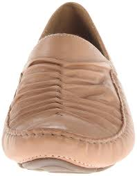 Discount Clarks Womens Ashland Bubble Slip On Loafer Tan Leather 6 5 M Us Amazon Com Clarks Women U0027s Fara Adele Moccasin Beige 5 5 M Us
