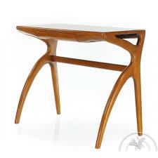 bureau bois foncé bureau en bois noyer orsay saulaie