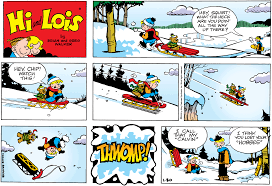 calvin and hobbes hi u0026 lois