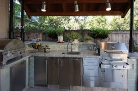 Outdoor Kitchen Sink With Cover Sinks And Faucets Gallery - Gourmet kitchen sinks