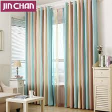 Coloured Curtains Striped Voile Curtain Fabric Exceptional Popular Coloured Curtains