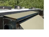 Rv Awning Extensions Carefree Rv Sideout Kover Ii With Deflector