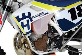 husqvarna motocross gear dirt bike magazine husqvarna tx300 2 stroke full test