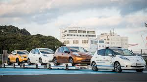 nissan australia general manager firsthand account of self driving nissan leaf trip in london