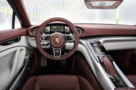 porsche panamera interior space and pace porsche panamera shooting brake spotted by car