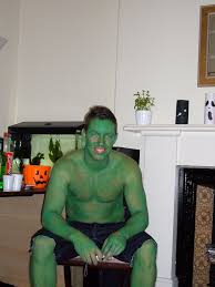 halloween movie the avengers the incredible hulk latex mask