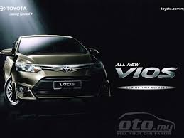 2014 toyota vios brochure leaks online in malaysia