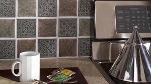 Backsplash Stick On Tiles by Stick On Backsplash Stick Tiles Peel And Stick Tile Backsplashes
