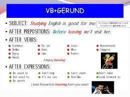 verb pattern of like infinitive vs gerund verb patterns ppt video online download