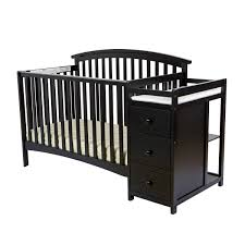Convertible Cribs With Changing Table by Dream On Me Crib And Changer Combo Creative Ideas Of Baby Cribs