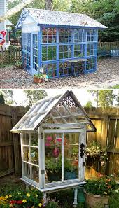 Garden Greenhouse Ideas Greenhouse Plans With Windows Doors And Windows With