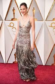 dress gal gal gadot sparkly givenchy gown 2018 oscars gal gadot 2018