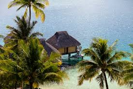 New York Exotic Travelers images 50 best overwater bungalow photos from tahiti exotic travel jpg