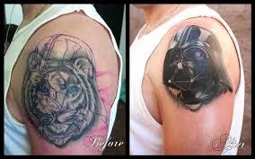 jeff norton tattoos tattoos wars darth vader