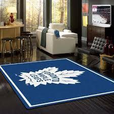 Maple Rugs Toronto Maple Leafs Nhl Team Spirit Rug Fan Rugs