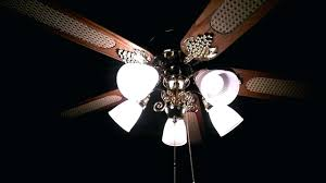 fancy fans outdoor lighted ceiling fans beacon lighting best with lights