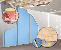 Best Way To Insulate Basement Walls by Top Basement Insulation Insulated Basement Wall Solution For