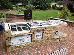 Outdoor Kitchen Cabinets Polymer Outdoor Kitchen Cabinets Polymer U2014 Kitchen U0026 Bath Ideas Great