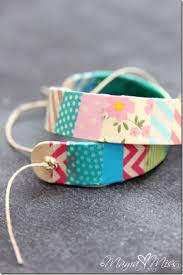 top 10 cute diy crafts you can make by using a washi tape top