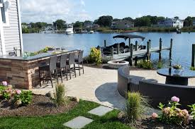 waterfront landscaping planning and design