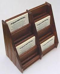 buy business card holder workshop series 10 pocket acrylic business card holder for wall