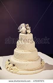 wedding cake qatar wedding cake modern wedding cake tilted stock photo 100867447