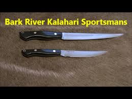 bark river kalahari sportsman and mini kalahari sportsman youtube