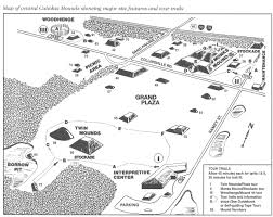 Illinois State Parks Map by Cahokia Http Www Planetware Com I Map Us Cahokia Mounds Map