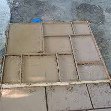 home dzine home improvement make your own paving block and pave