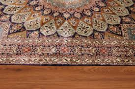 Different Types Of Carpets And Rugs 7x5 Gonbad Silk Persian Rugs Dome Design Gombad Carpet 1288