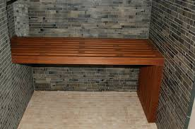 Bathroom Shower Bench Teak Bathroom Bench Classic Teak Shower Stool Shower Bench Shower