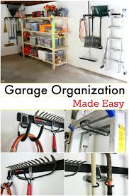 garage organization made easy with rubbermaid fasttrack jpg