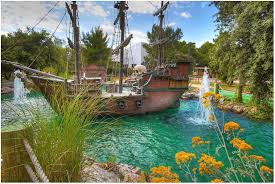 solaris pirate adventure minigolf solaris beach resort