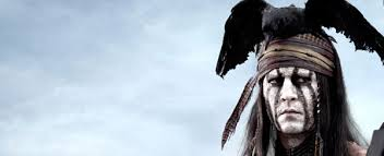 the lone ranger wallpapers tonto johnny depp